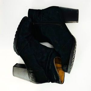 Indigo by Clarks Mission Zella Ankle Boot 2/$40